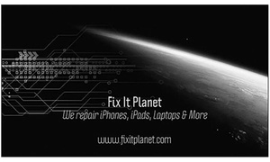 Fix It Planet: Up to 51% Off Ipad Screen Repair at Fix It Planet