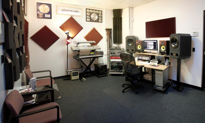 Plain Truth Ent Nyc Recording Studio - Financial District: $450 for $900 Worth of Recording-Studio Rental — PlainTruth Ent NYC Recording Studios