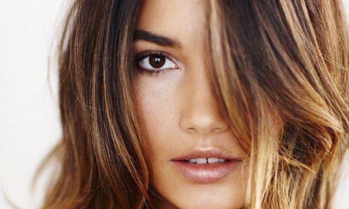 Zaina Salon - Coral Springs: Up to 51% Off Hair Cut and Color  at Zaina Salon
