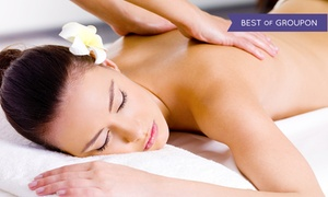 Ultimate Massage Spa: 60- or 80-Minute Therapeutic Massage at Ultimate Massage Spa (Up to 52% Off)