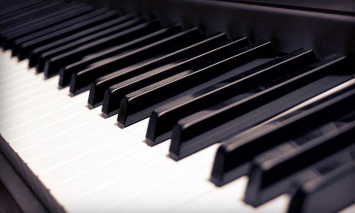 San Francisco Piano Shop - Central Richmond: $79 for a Standard Piano Tuning from San Francisco Piano Shop ($160 Value)