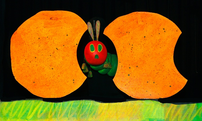 """The Very Hungry Caterpillar"" - State Theatre: ""The Very Hungry Caterpillar"" on February 15 at 10 a.m., 12:30 p.m., and 3 p.m."