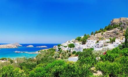 ✈ Rhodes : 4 ou 7 nuits en all inclusive au Filerimos Village et vols A/R depuis Paris Orly