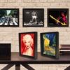 Celebrity and Artistic Framed 3D Shadowboxes