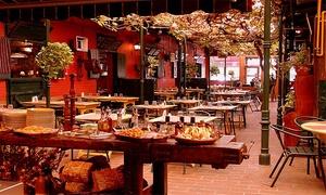 La Caballeriza Martinez: Desde $329 por almuerzo o cena o para 2 o 4 en La Caballeriza Martinez