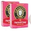 2-Pack of Grandpa's Bar Soap