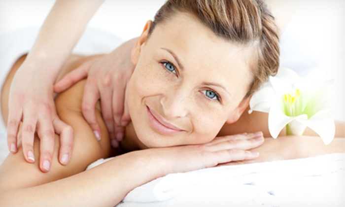 CC Spa - Downtown Jeffersonville: Spa Package for One or Two with One-Hour Massage, Body-Polish Treatment, and Mini Facial at CC Spa (Up to 71% Off)
