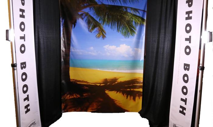 Denon & Doyle Entertainment - Pleasant Hill: $162 for $295 Worth of Photo-Booth Rental — Denon & Doyle Entertainment