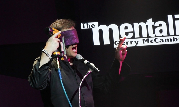 The Mentalist Live - V Theater: The Mentalist Live for One, Two, or Four at V Theater (Up to 78% Off)