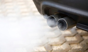 Let's Smog It: $19 for a Vehicle Emissions Test at Let's Smog It($42 Value)
