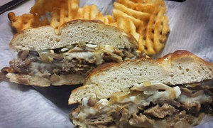 Philly Station: Two Groupons, Each Good for $10 Worth of Specialty Sandwiches at Philly Station (Half Off)