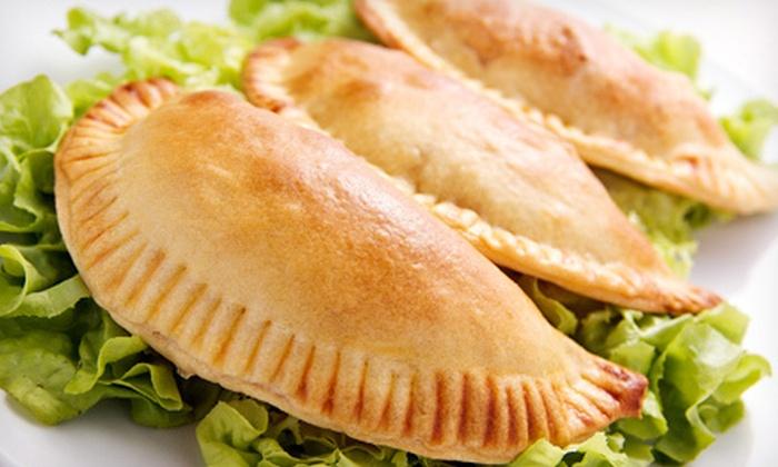 Empanada Armada - Irving: One, Two, or Three Dozen Empanadas at Empanada Armada (Up to Half Off)