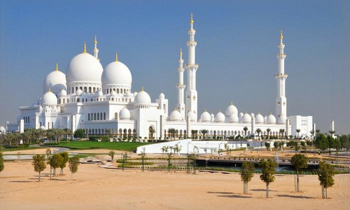 Gate  Travel Abu Dhabi Guided Tour
