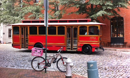 Brewery Tour for One, Two, Four, or 10 from RVA Trolley & Segway of Richmond (Up to 47% Off)