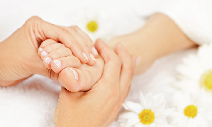 The Healing Room - The Healing Room: 45- or 60-Minute Reflexology Session with Aromatherapy at The Healing Room (Up to 57% Off)