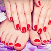 Up to 51% Off Acrylic Nails or Spa Mani-Pedi