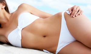 Wellness Spa Salon: One or Three Brazilian Waxes at Wellness Spa Salon (Up to 59% Off)