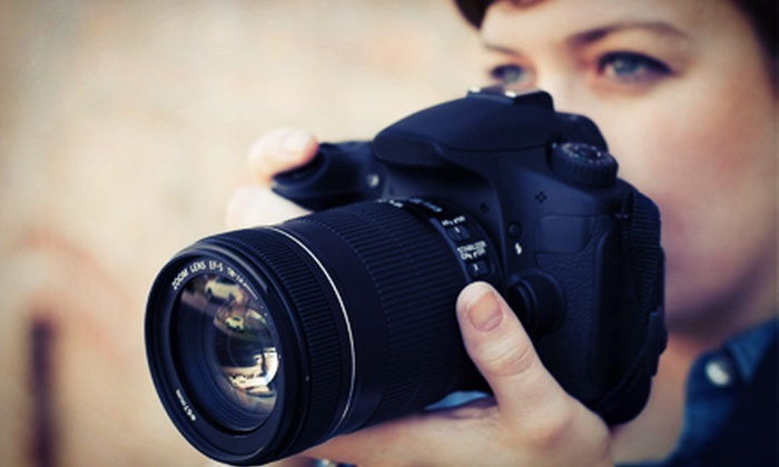 Hartcraft - Mount Pearl: $60 for a Day or Evening Photography Class at Hartcraft ($125 Value)