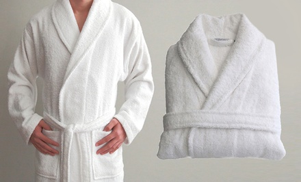 Luxury Hotel & Spa Collection Turkish Cotton Unisex Bathrobes. Free Returns.