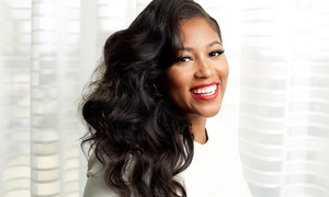 Isis Magical Makeovers: Blow-Dryer Curl Package, Relaxer Package, or Weave and Haircut Package at Isis Magical Makeovers (Up to 72% Off)