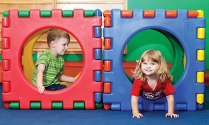 My Gym Childrens Fitness Center: Membership Pack with Classes and Open Play for 1 or 2 Kids at My Gym Children's Fitness Center (Up to 70% Off)