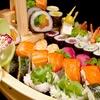 Bateau de sushis