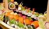 Saki Sushi  - leuven: Driegangenmenu met sushiboot voor 1, 2 of 4 personen vanaf € 19 bij Saki Sushi in hartje Leuven!