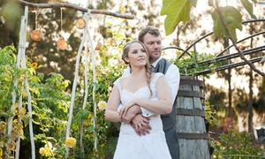 ST Photography: Wedding Photography Packages from R10 465 from ST Photography (15% Off)