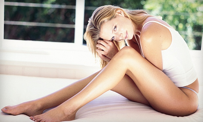 Eternal Skin Care - Multiple Locations: Spider-Vein Treatment for Both Upper or Lower Legs, One Full Leg, or Both Full Legs at Eternal Skin Care (Up to 76% Off)