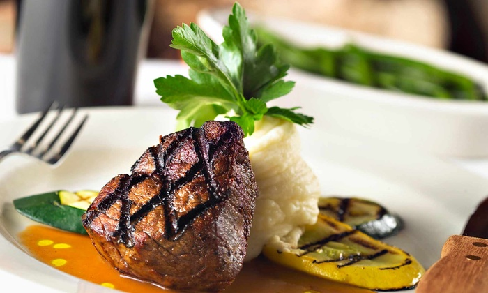 Houston Avenue Bar & Grill - Bayfield: Three-Course Meal for Two or Four at Houston Avenue Bar & Grill (Up to 45% Off)