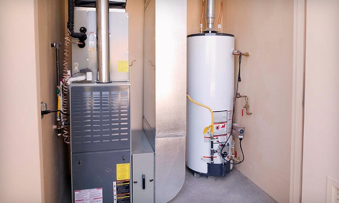 A-OK Mechanical - Delhi: $59 for a Furnace Cleaning and Tune-Up with Hot Water-Heater Check from A-OK Mechanical ($135 Value)