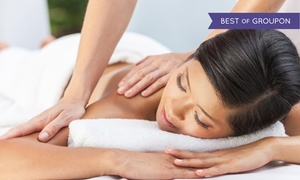 Hands of Mercy Massage: 60- or 90-Minute Massage with Aromatherapy and Hot Foot Treatment at Hands of Mercy Massage (Up to 60% Off)