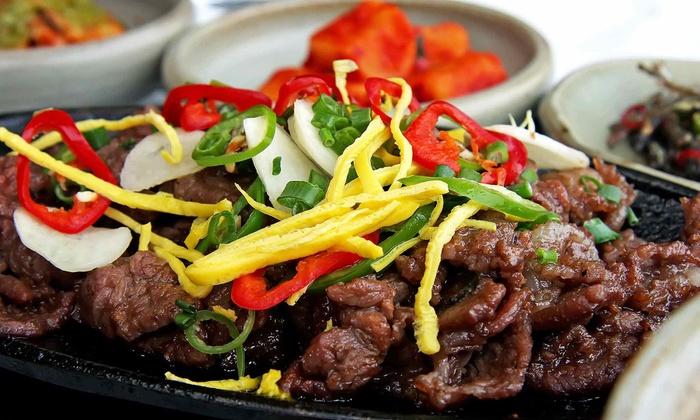 Soho - Rochester: $22 for $40 Worth of Japanese and Korean Cuisine for Two at Soho