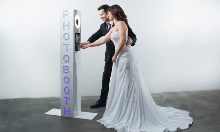Hollywood Moments Photo Booth Rental - Philadelphia: $392 for $799 Worth of Photo-Booth Rental — Hollywood Moments Photo Booth