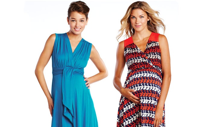 Pickles & Ice Cream - Barclay Downs: $25 for $50 Worth of Maternity Wear and Gifts at Pickles & Ice Cream
