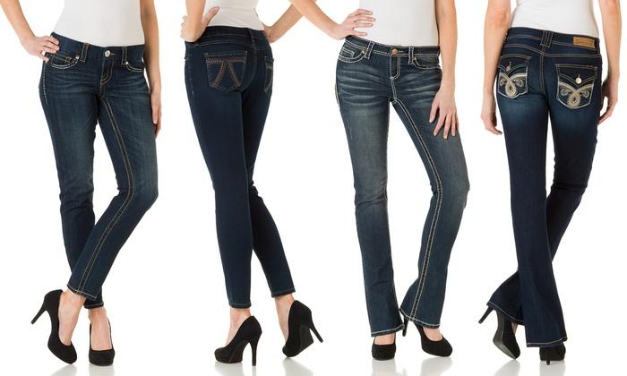 Seven7 Women's Denim Jeans | Groupon
