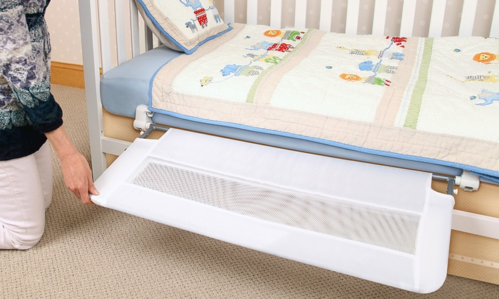 Regalo Swing Down Convertible Bed Rail