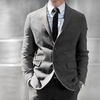 64% Off Men's Custom-Tailored Suit Package at Cuffs and Collars