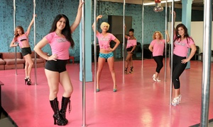 60% Off Pole-Dance and Fitness Classes Plus Tanning at Pole Worx, plus 6.0% Cash Back from Ebates.