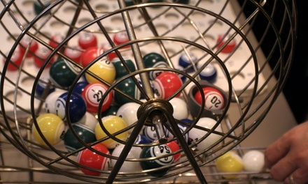 Bingo Games at Belcher Bingo (Up to 65% Off). Two Options Available.