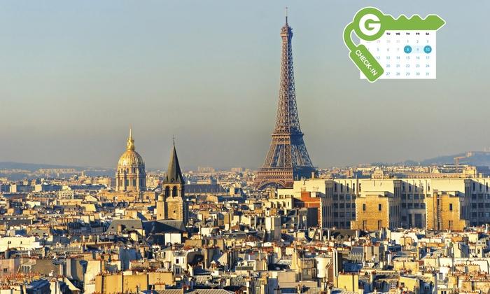 Comfort H Tel Paris Lafayette In Paris Idf Groupon Getaways