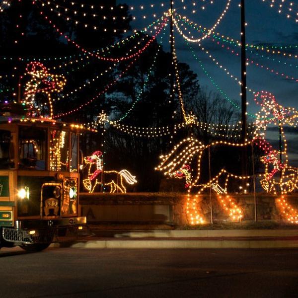 Lake Lanier Lights: A Christmas Lights Show