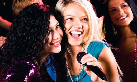 24Hour KaraokeSystem Rental or 3Hour Karaoke DJ Service from Ambience Event Services (Up to 54% Off)
