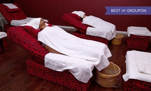 Palace Spa: Massage Services at Palace Spa (Up to 58% Off). Three Options Available.