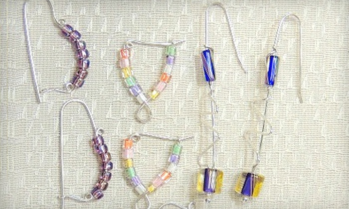 Brighton Beads & More - Brighton: $29 for a 90-Minute Earring-Making Class at Brighton Beads & More ($60 Value)
