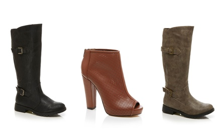 Riplay Women's Boots | Brought to You by ideel