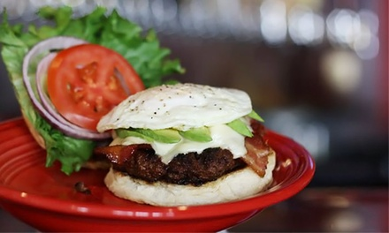 Casual American Food During Dinner for Two or Four at Brewmasters Bar & Grill (45% Off)