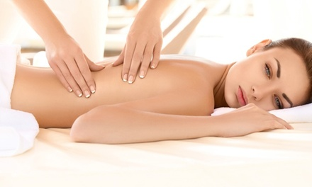 Up to 54% Off Relaxation Massage at Catalaya Salon and Spa