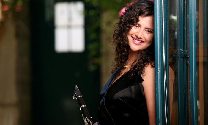 Anat Cohen - St. Cecilia Music Center: Two Tickets to Anat Cohen on December 10 at 7:30 p.m.