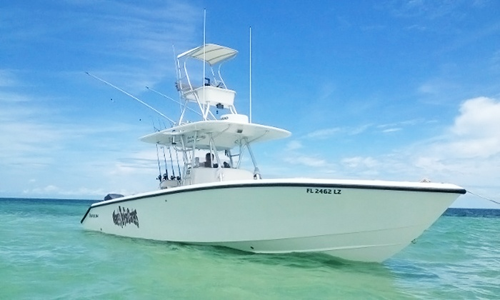 Off shore trolling fishing trip ware 39 s the fish charters for Key west shore fishing